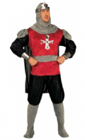 Medieval Crusader Knight Costume (3198)